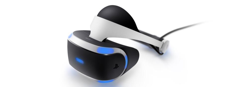 PlayStation VR sells through 915,000 units worldwide