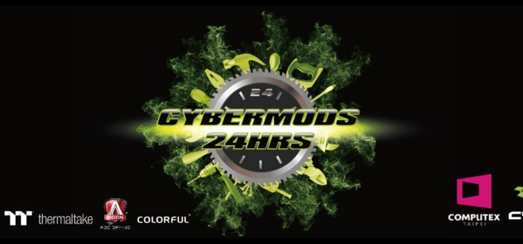 CyberMedia and TAITRA announces CyberMods 24hrs International Teams