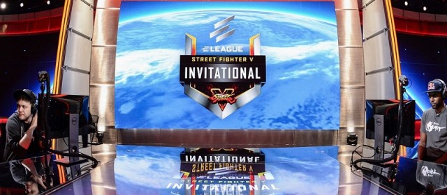 ELEAGUE Street Fighter® V Invitational debuts on TruTV & Warner TV
