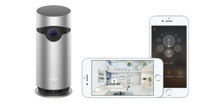D-Link Omna Camera: A Dependable New Addition to your Home Environment