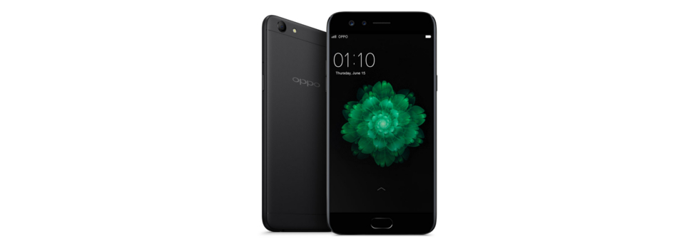 OPPO Announces F3 Black Edition