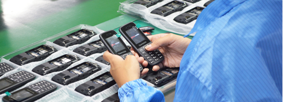 Starmobile begins local assembly of UNO B208 Feature phone