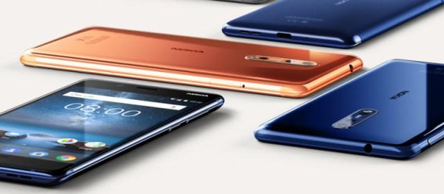 Nokia announces their new flagship Nokia 8