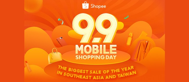 """Shopee 9.9 Mobile Shopping Day"" breaks record with more than three-fold increase in orders within 24 hours"