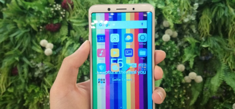 OPPO launches the F5 Youth in the Philippines