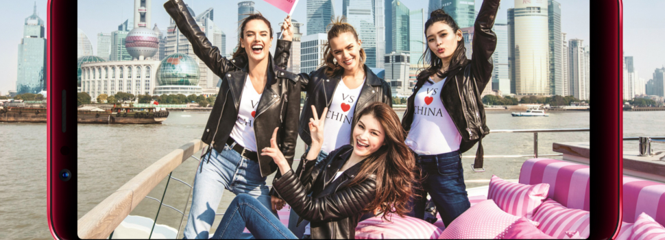OPPO Officially Announces Partnership with Victoria's Secret Fashion Show 2017