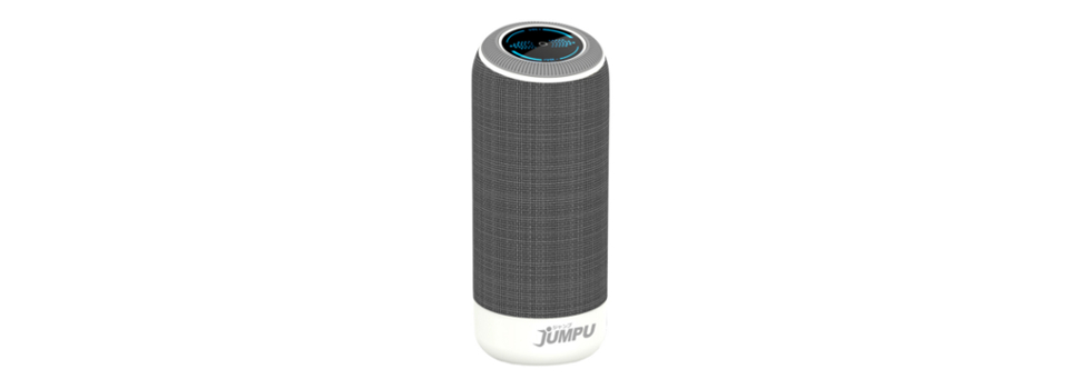 JUMPU Ongaku-S Bluetooth Speaker With NFC Now Available