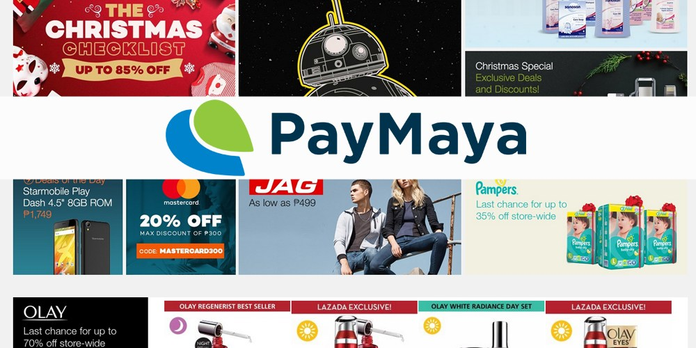 How To Start Online Shopping With PayMaya | twenty8two