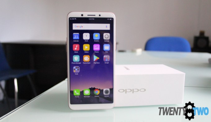 DAILY DRIVEN | OPPO A83
