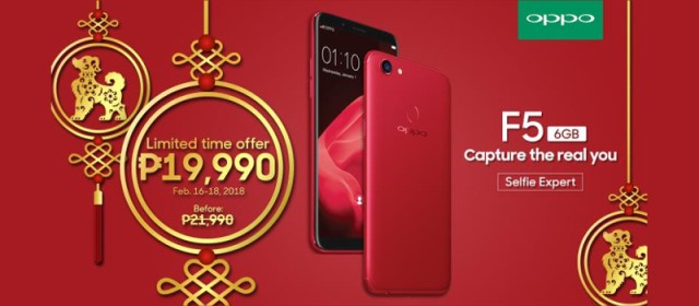 OPPO celebrates Lunar New Year with a Bang!