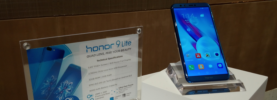 Honor officially launches in the Philippines, available exclusively on Shopee