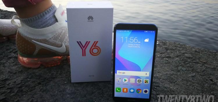 FIRST IMPRESSIONS | Huawei Y6