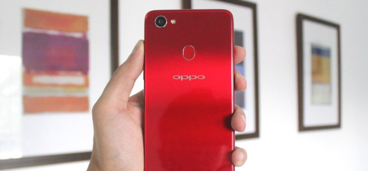 DAILY DRIVEN | OPPO F7
