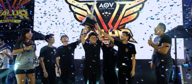 ClutchGuild To Make Philippines Proud at Arena of Valor World Cup