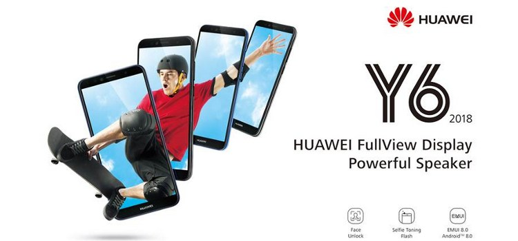 6 Reasons Why Huawei Y6 2018 is Your One-stop Entertainment Machine