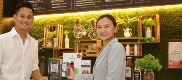 Juice up and save up with PayMaya QR at Pure Nectar
