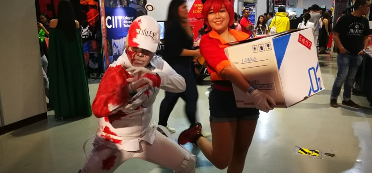 APCC Day 3 | Cosplayers Galore