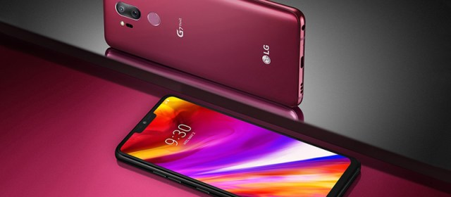 The LG G7 Thinq Has Just Been Announced Locally With Price And Specs