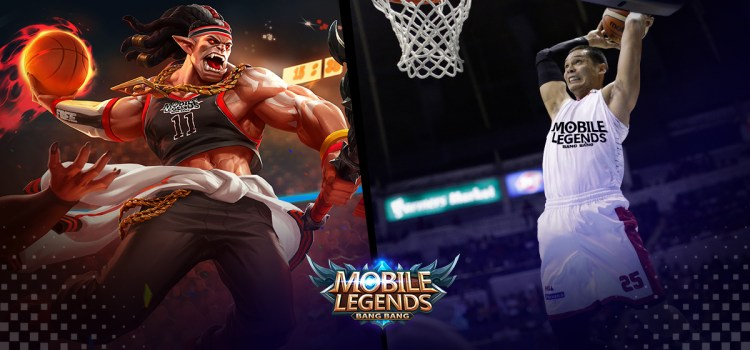 Mobile Legends Bang Bang Releases Basketball-Themed Skins