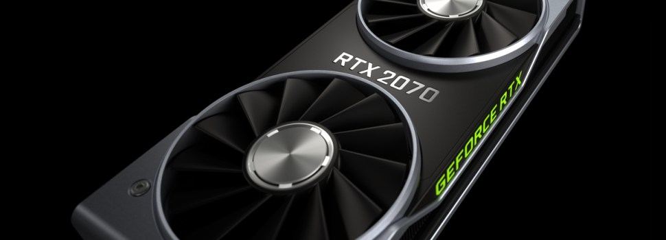 NVIDIA's RTX Series Of GPUs Are Here