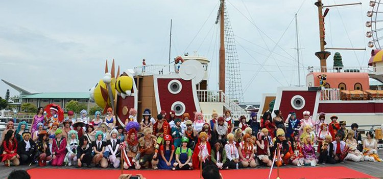 In Case You Didn't Know, The 2018 World Cosplay Summit is Underway
