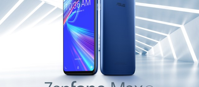 ASUS ZenFone Max M2: Officially Available In The Philippines