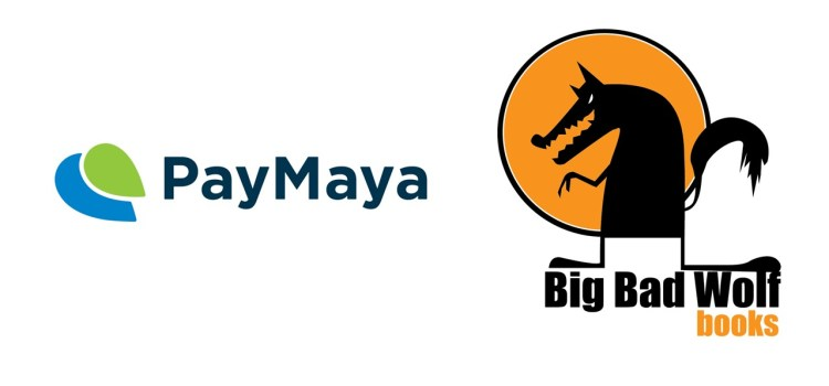 You Can Shop At The Big Bad Wolf Book Sale Using Your PayMaya Card