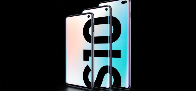 MWC 2019 | The Samsung Galaxy S10 Series Is Here