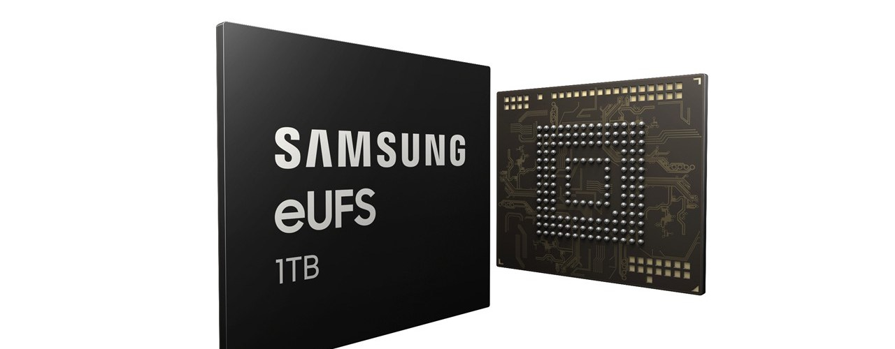Samsung Announces 1TB Flash Storage