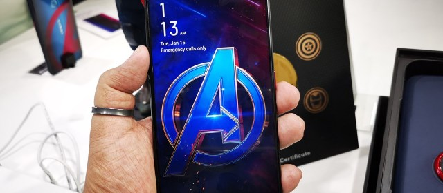 Oppo Releases The F11 Pro Avengers Edition For Diehard MCU Fans