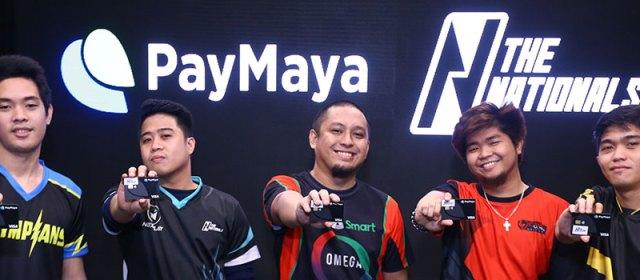 PayMaya Powers Up Partnership With The Nationals