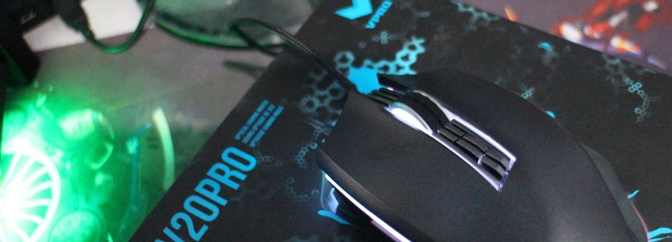 DAILY DRIVEN | Rapoo VPRO V20 Pro