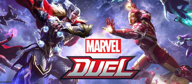 CBT for Marvel Duel starts March 19