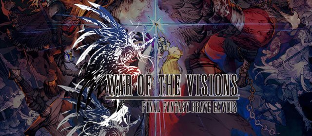 War of Visions Final Fantasy Brave Exvius Pre-registration has begun
