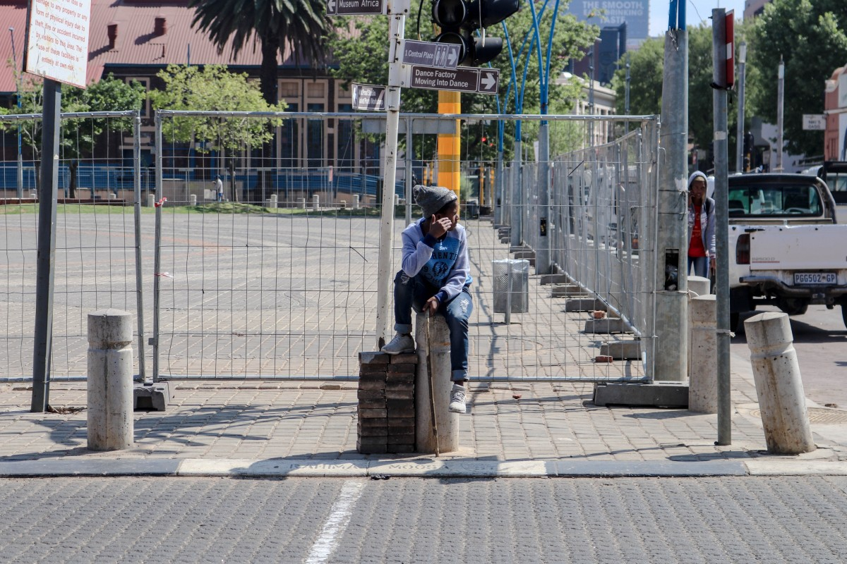 Johannesburg Streets