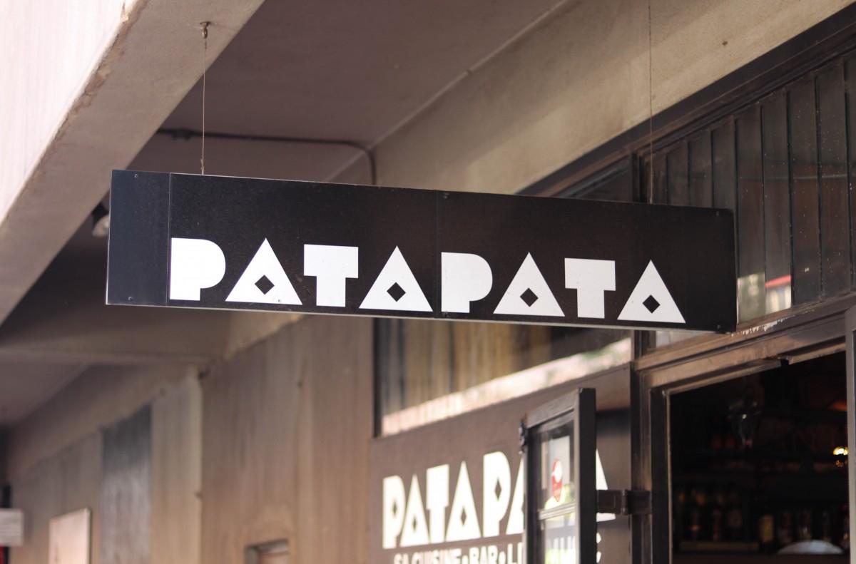 Pata Pata Restaurant Johannesburg