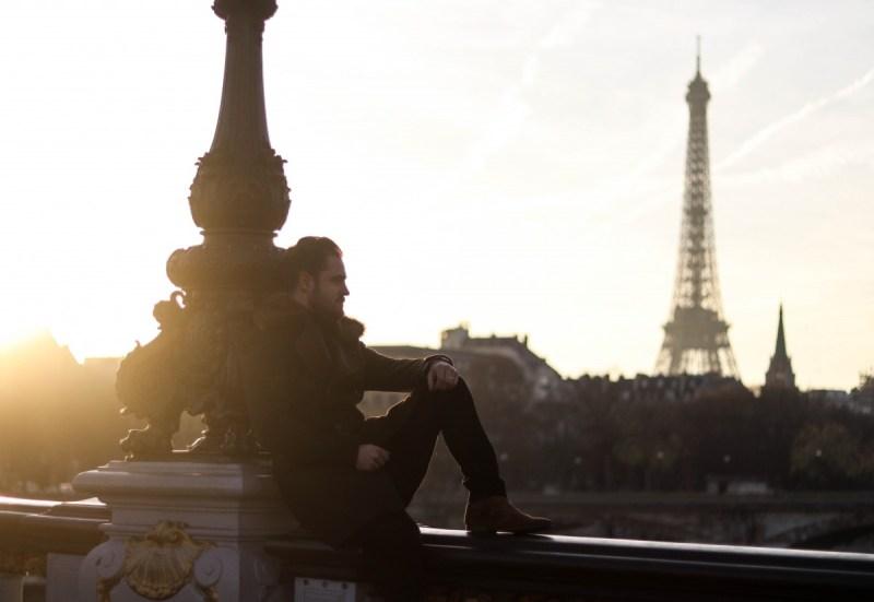 A Weekend Shoot in Paris