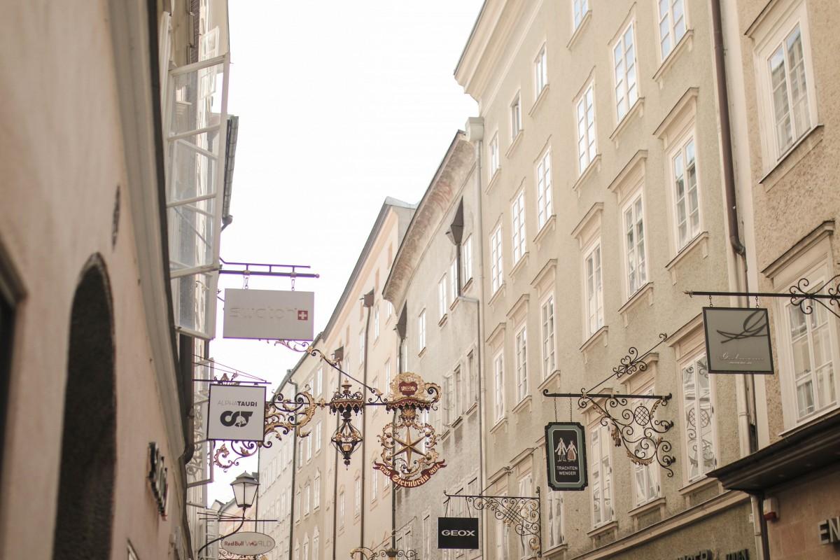 Salzburg Twenty First Century Gent Austria