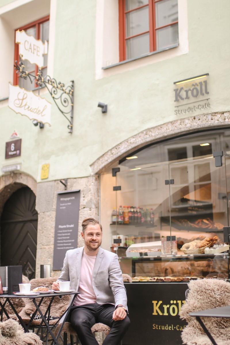 Innsbruck Austrian National Tourism Office Strudel