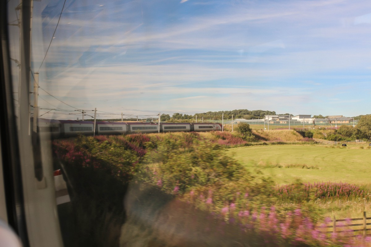 Free Me Virgin Trains Edinburgh