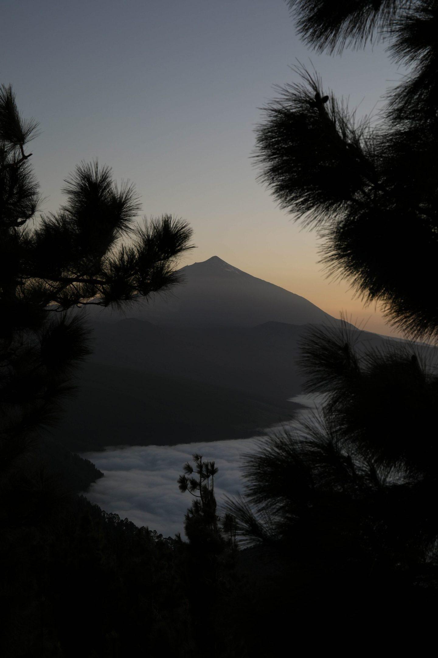 Teide National Park Tenerife