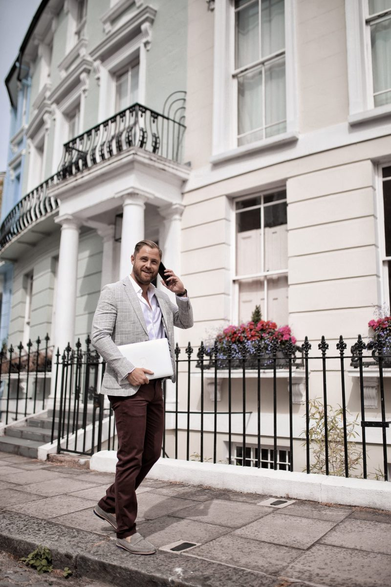 Live Your Moment | Dressed by Jacamo Menswear