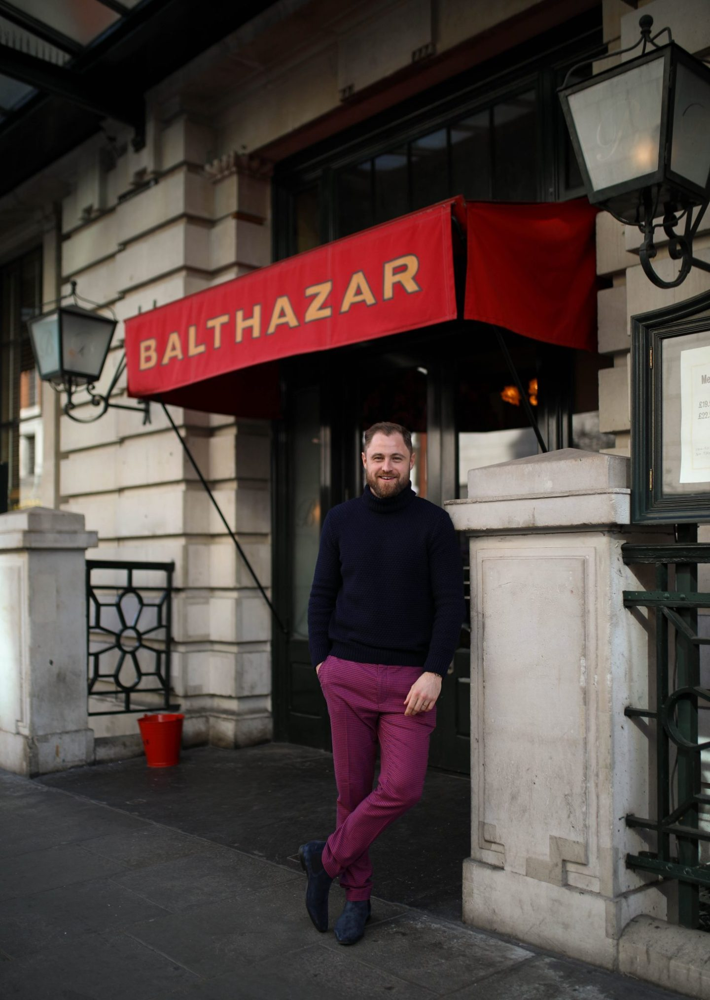 Balthazar London Covent Garden Lunch