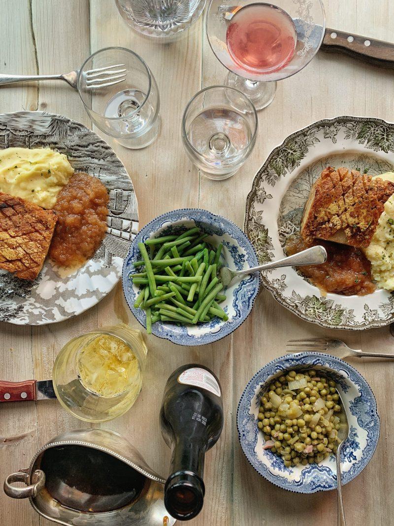 Romance and Comfort Food at Maggie Jones's