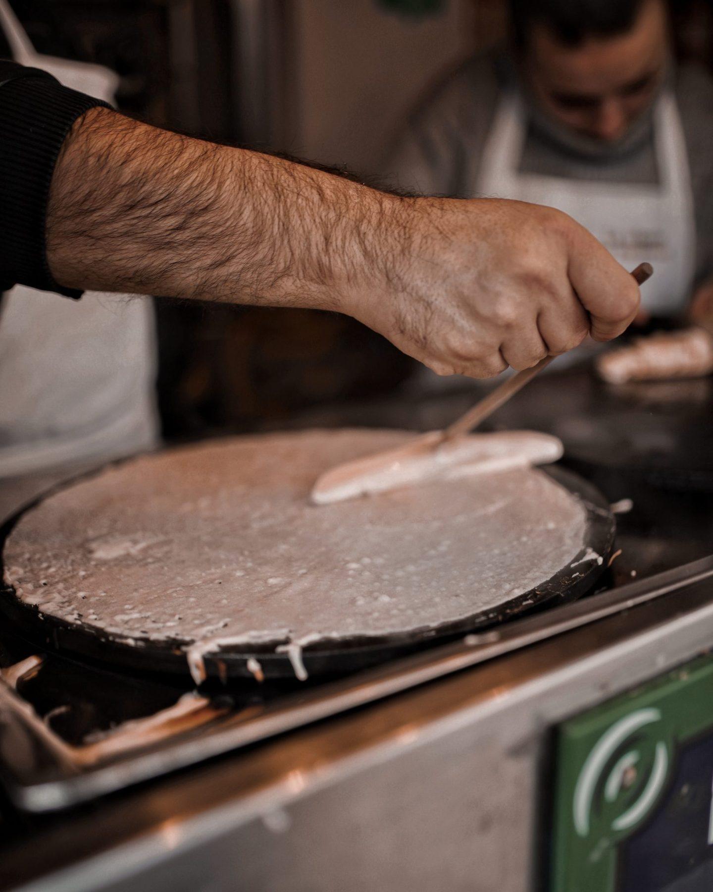 Pancake Day London Hampstead Creperie