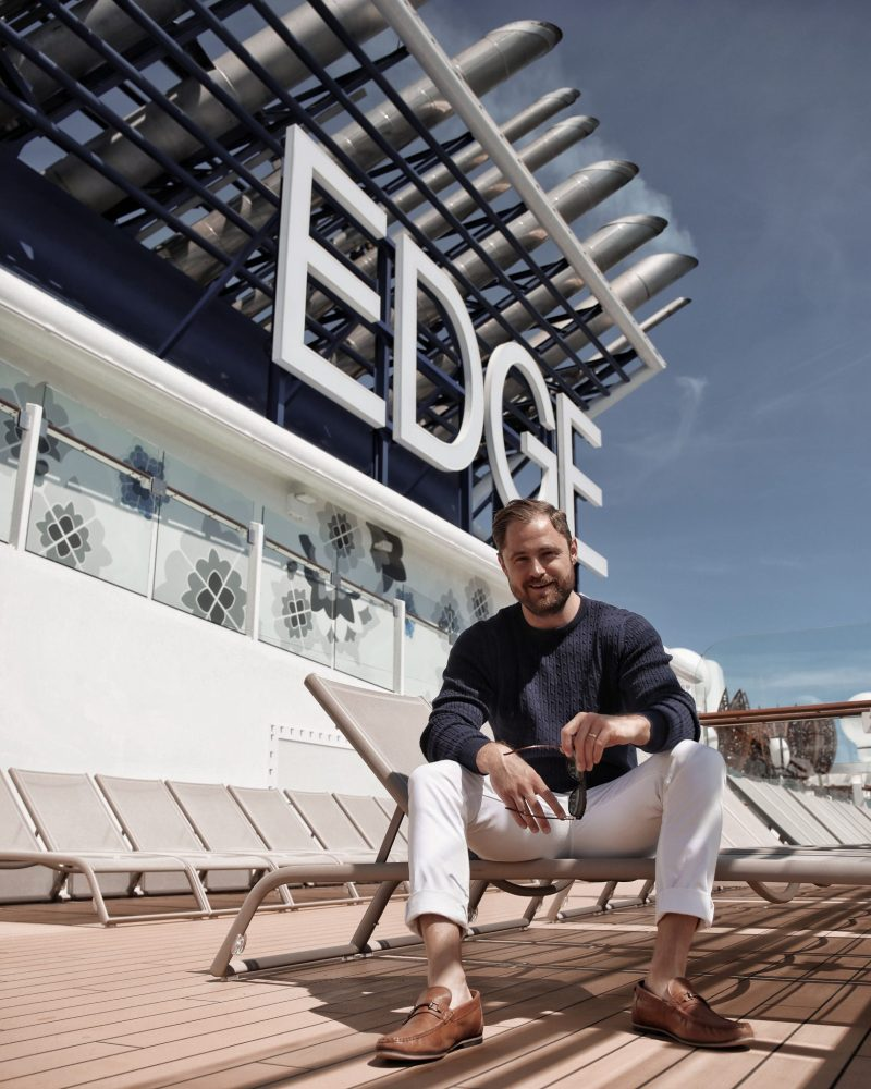 All Aboard the Celebrity Edge | My First Impressions of My Very First Cruise