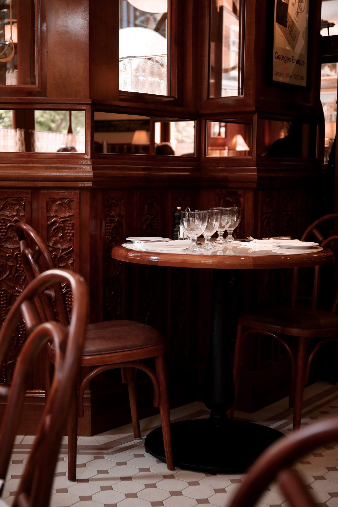 Soutine St John's Wood SJW Parisian Bistro Corbin King