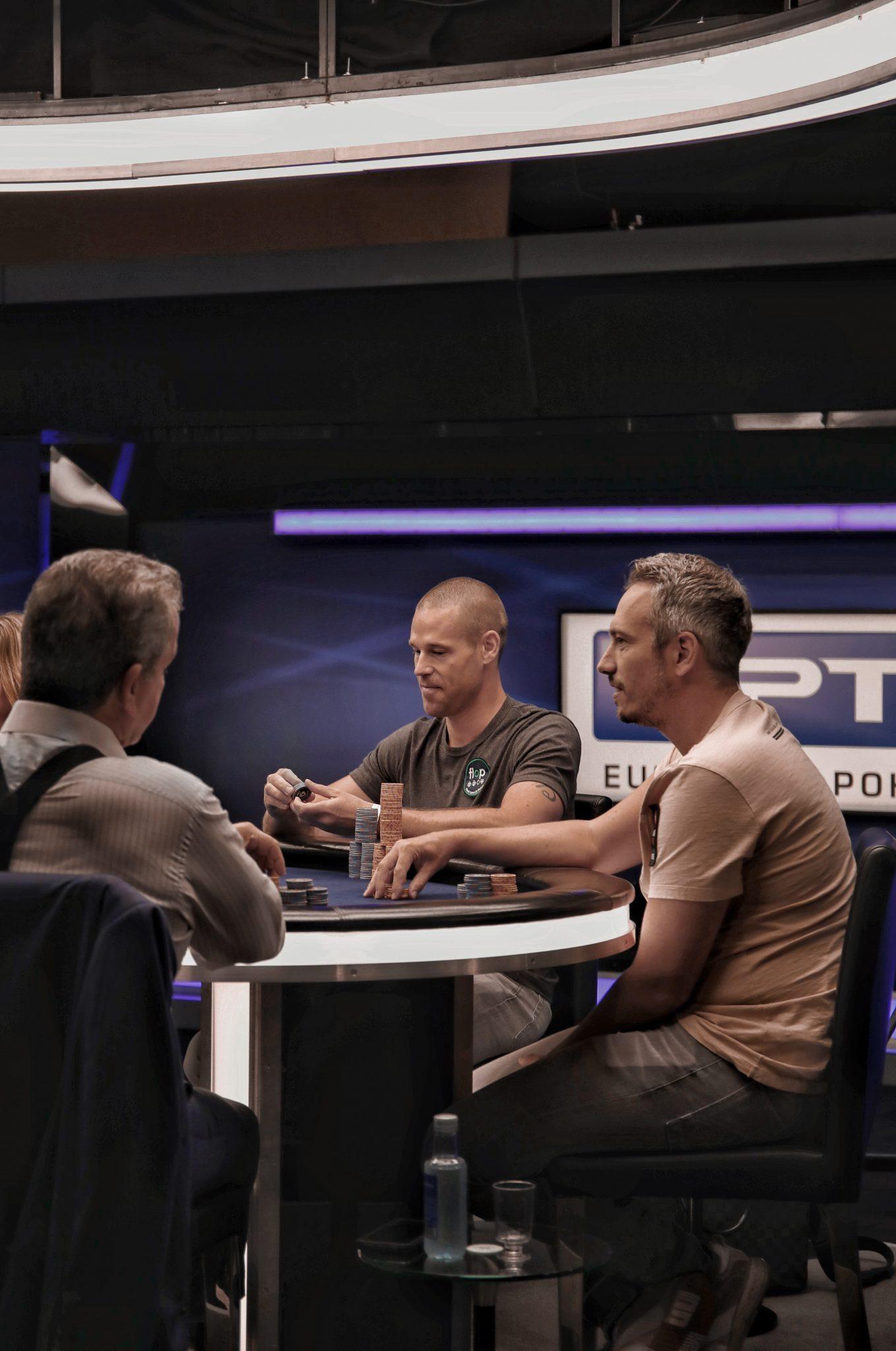 Chris Moneymaker PokerStars EPT Barcelona European Poker Tour 2019
