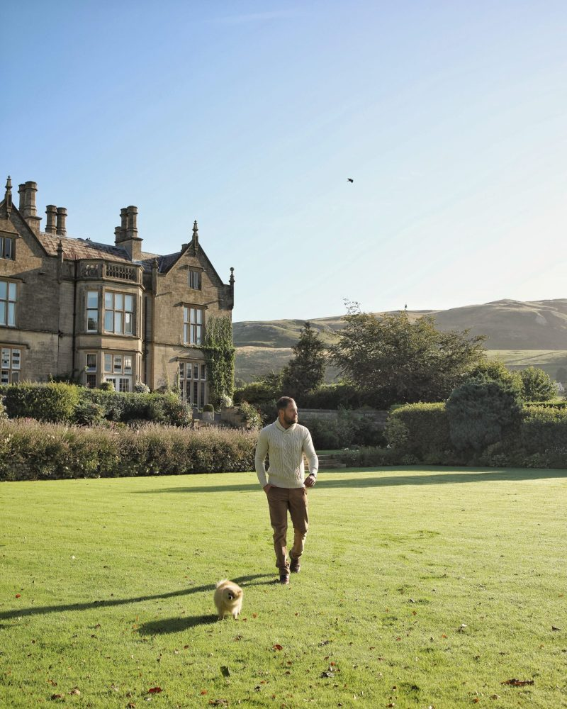 Settling Down in Settle | A Stay at the Falcon Manor Hotel