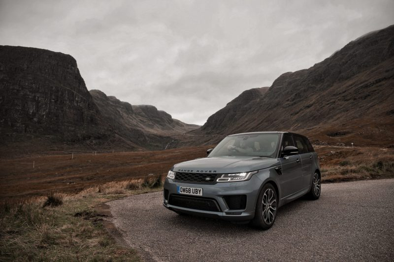 The Ultimate Road Trip SUV | Range Rover Sport SDV8 Autobiography Dynamic
